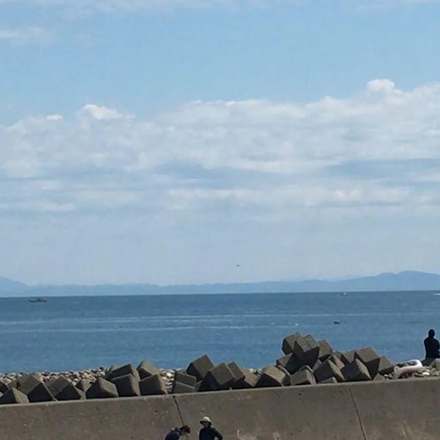 .おはようございます青の洞窟グラスボートです!..今日はとても天気がいいですね️海のお客様も喜んでくれてます.今日はたくさんのイルカが居ますっ(*^^*)ちょうどグラスボートと同じタイミングでも顔を出してくれました.運が良ければこんなに近くでイルカウォッチングも出来ちゃいます.是非皆さんも祝津へ遊びに来た際はイルカ探してみてください️️.青の洞窟ツアーも絶賛運行中です(*^^*).インスタ、FB割りも引き続きやっておりますのでご予約お問い合わせお待ちしております🏻..#青の洞窟#グラスボート#小樽#青の洞窟グラスボート#クルージング#イルカ#海鮮丼#祝津#観光
